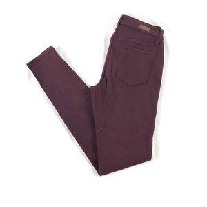 Lila Ryan Skinny Purple Jeans Sz 27